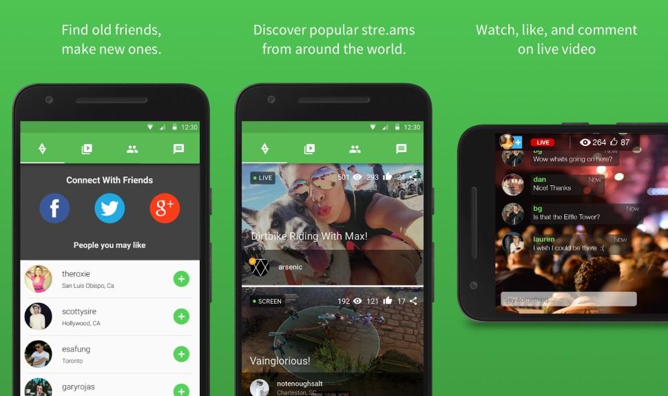 apps-stream