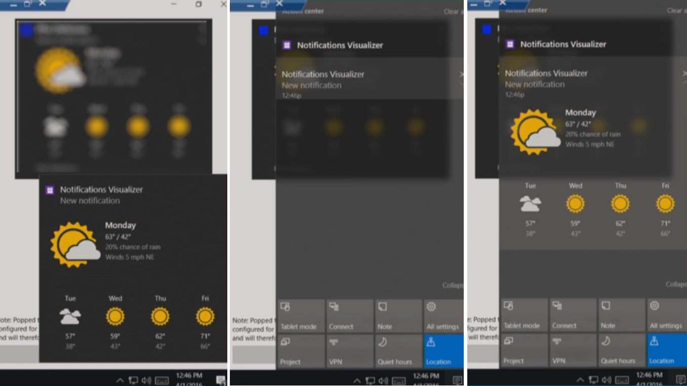 build 2016 - new notifications