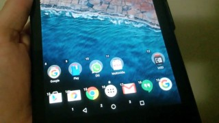 controle android voz