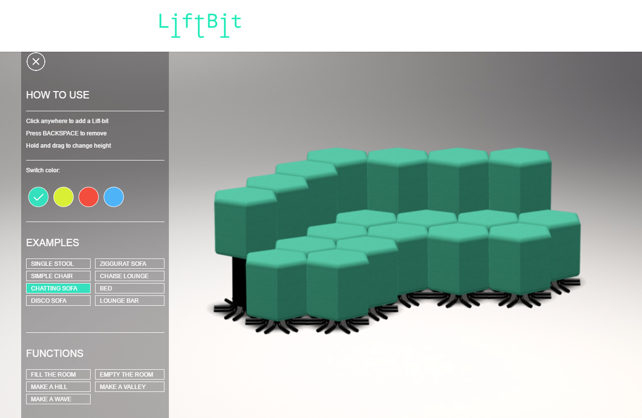 lift-bit interface