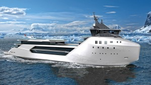 Como transformar um navio de apoio em um iate luxuoso de US$ 62 milhões