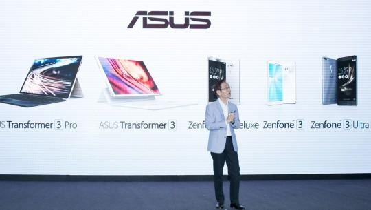 ASUS hosts Zenvolution