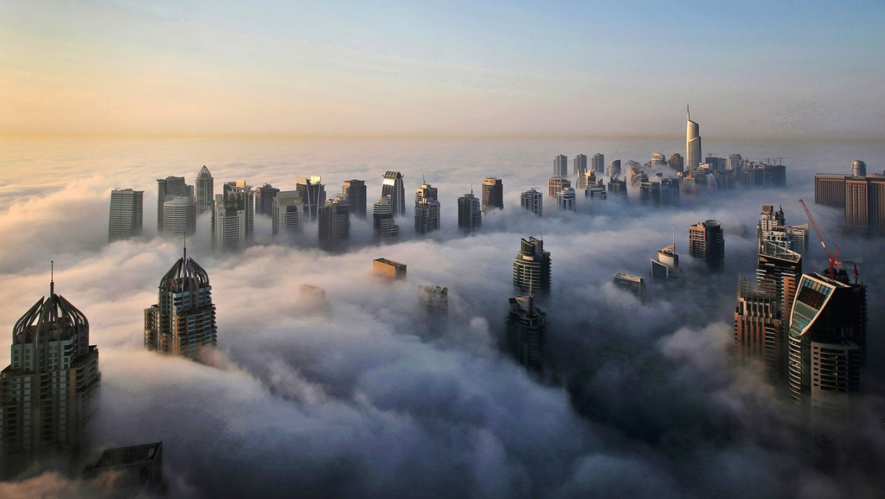 Emirados Árabes pensam em construir montanha para ter mais chuva