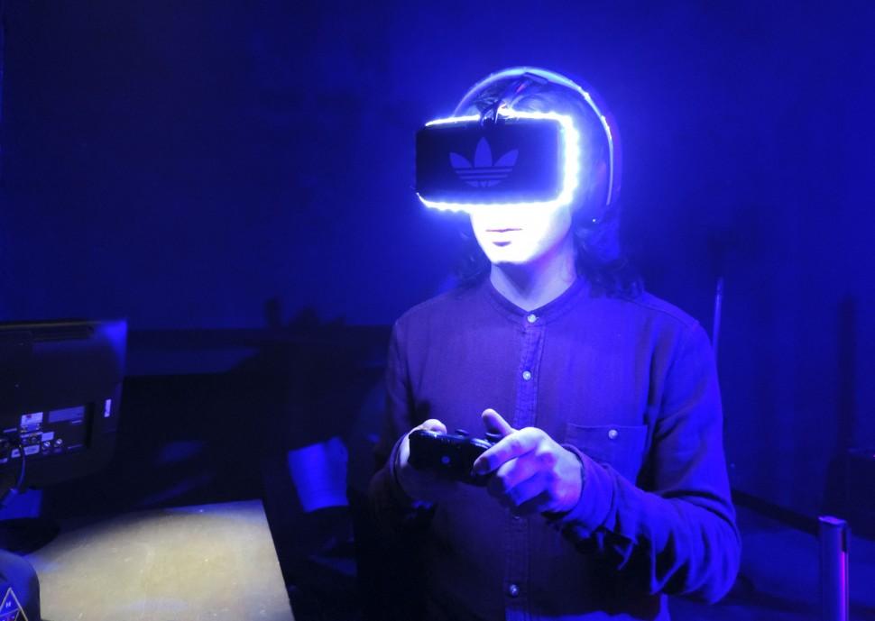Experiencia VR