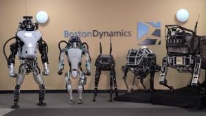 Parece que o exército de robôs do Google já tem um novo dono