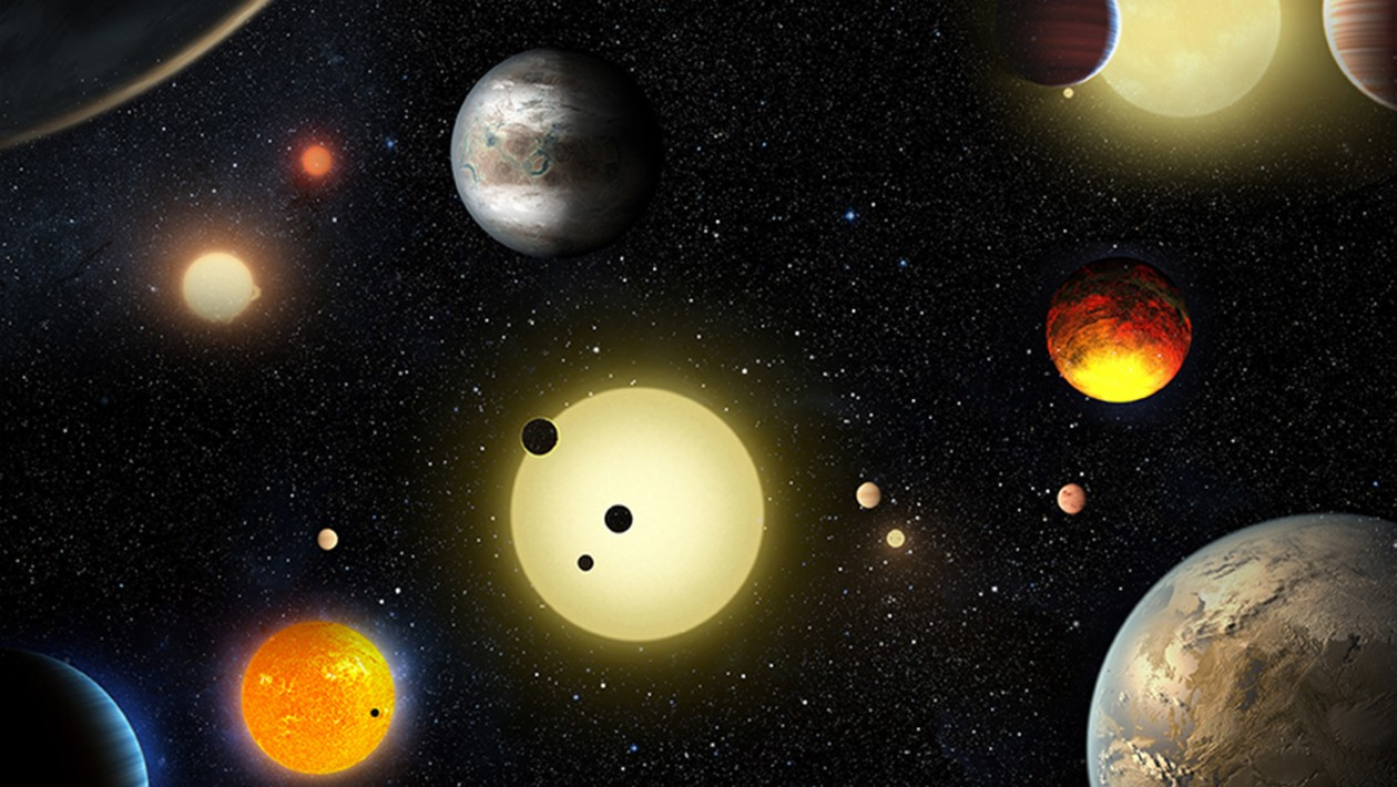 Telescópio espacial Kepler quase dobrou o número de exoplanetas confirmados