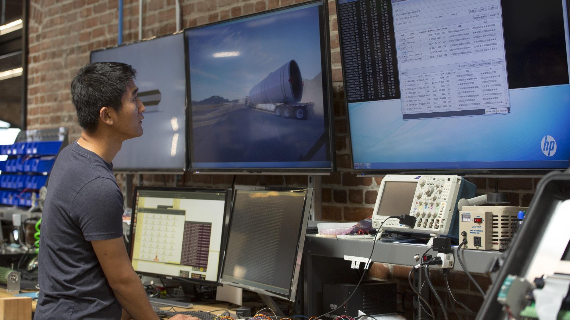 hyperloop one office