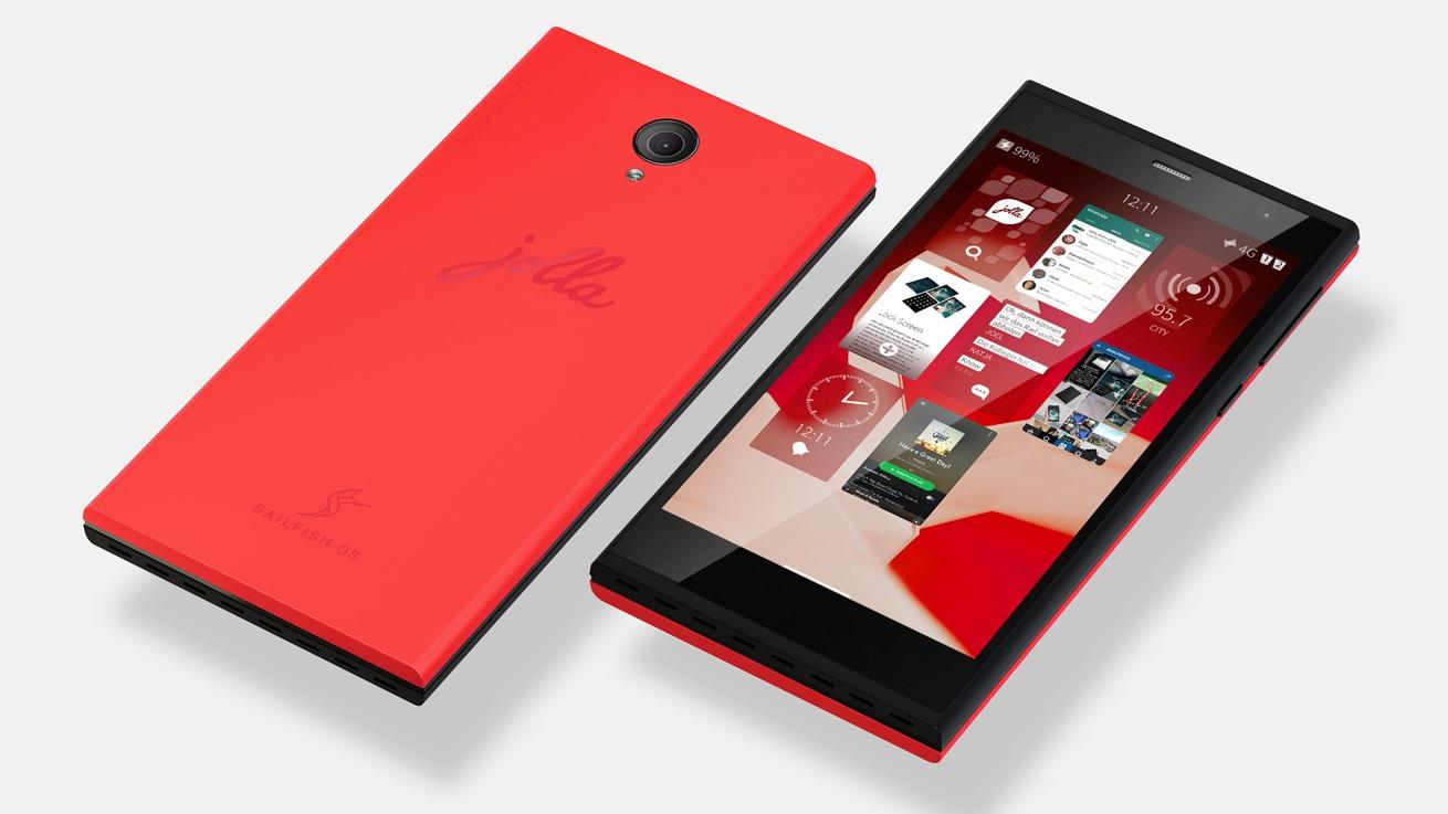 Jolla C: o retorno aos smartphones de uma bela alternativa ao Android -