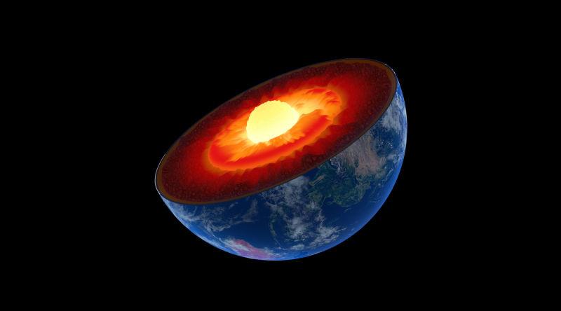 Estávamos completamente errados em relação ao que acontece dentro do manto da Terra
