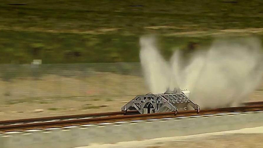 Assista à primeira demonstração em plena escala da tecnologia Hyperloop