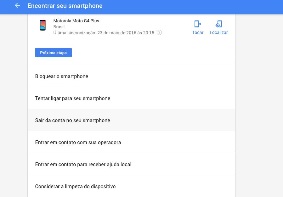 android-perdido