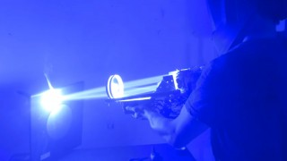 arma laser styropyro