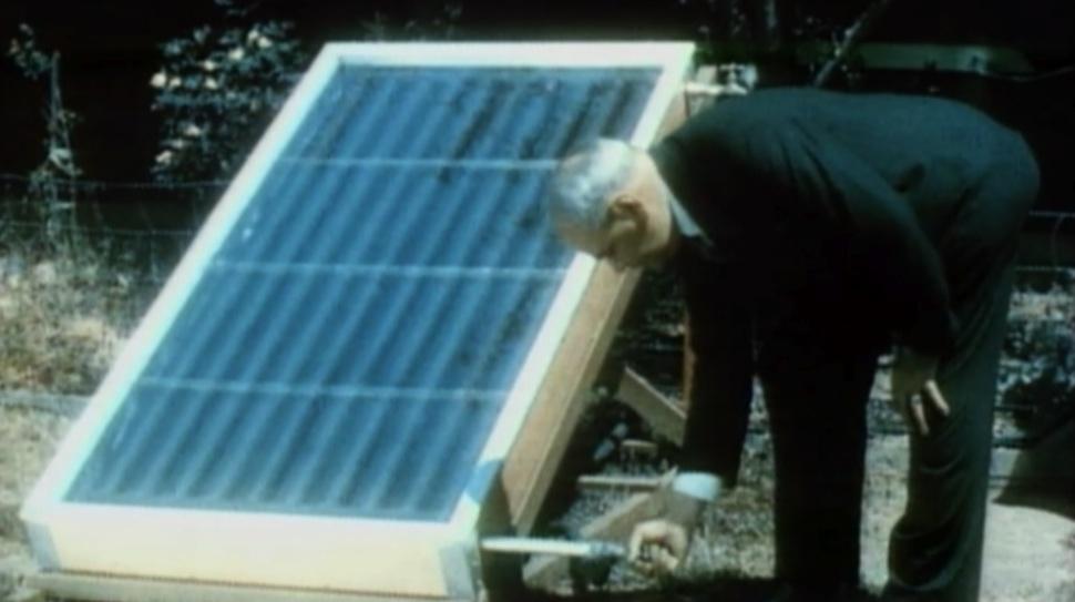 energia solar 1937
