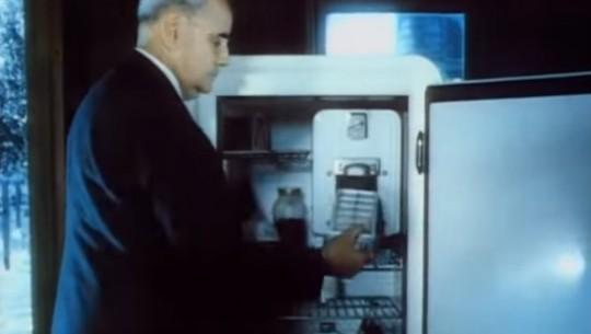 geladeira solar 1937