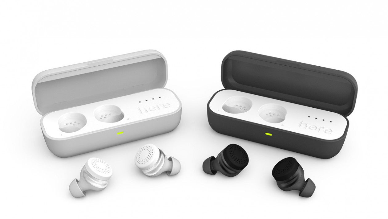 here one doppler labs 4