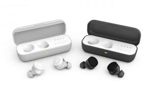Fones de ouvido biônicos mudam o volume do mundo e interagem com seu smartphone