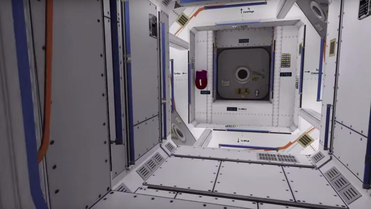 Um tour pela Estação Espacial Internacional para todos nós que queríamos ser astronautas