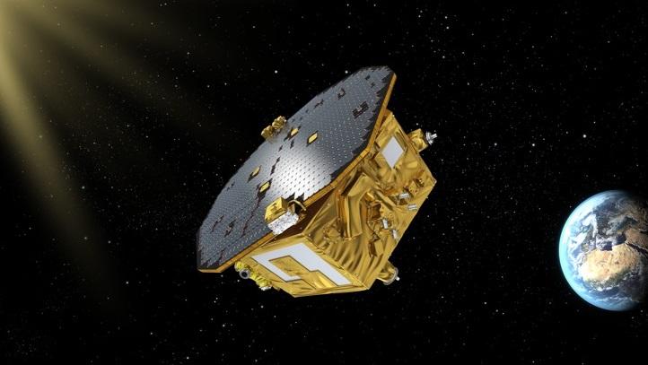 Estamos um passo mais próximos de detectar ondas gravitacionais no espaço