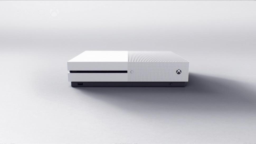 Xbox One S chega hoje ao Brasil por R$ 2.199