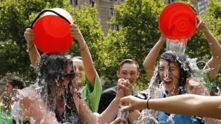 Ice Bucket Challenge-Gene