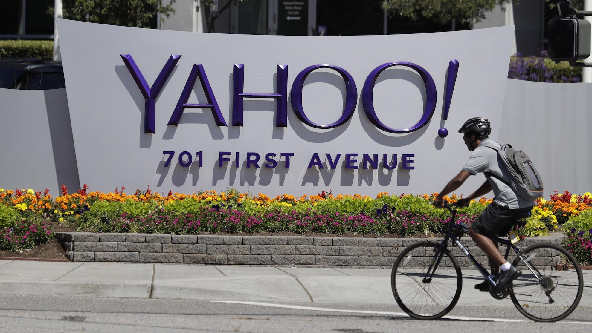 Verizon compra ex-gigante Yahoo por US$ 4,8 bilhões -