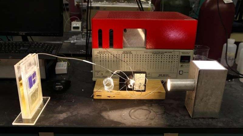 Técnica de captura solar transforma CO2 em combustível utilizável
