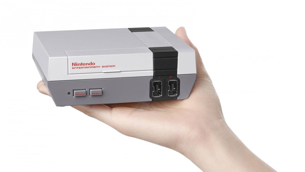A Nintendo vai lançar uma miniatura do NES com 30 jogos clássicos