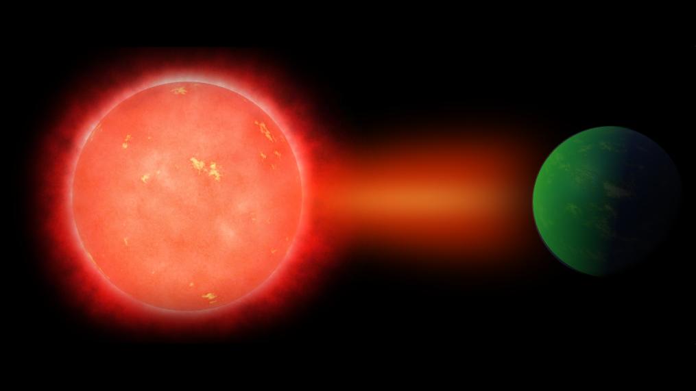 Como a vida poderia existir no exoplaneta recém descoberto Proxima b? -