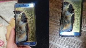 A Samsung está atrasando a entrega de Galaxys Note 7 após relatos de explosão