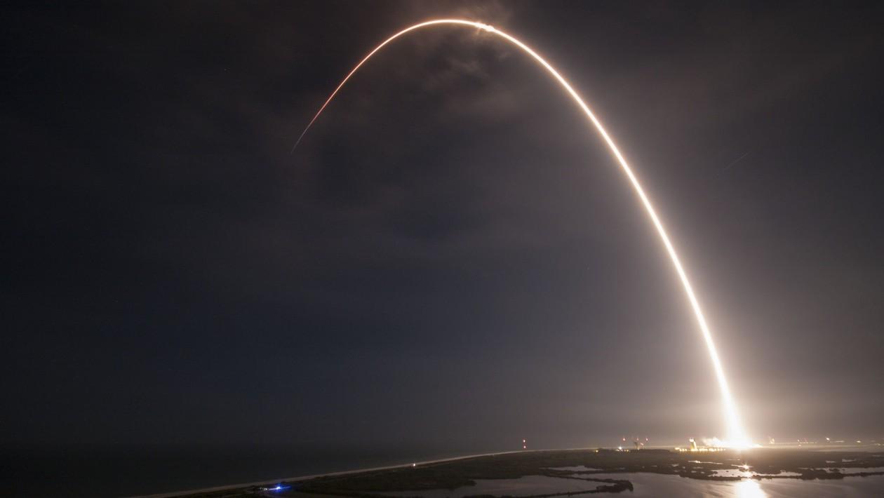 Sim, a SpaceX conseguiu lançar outro satélite com sucesso