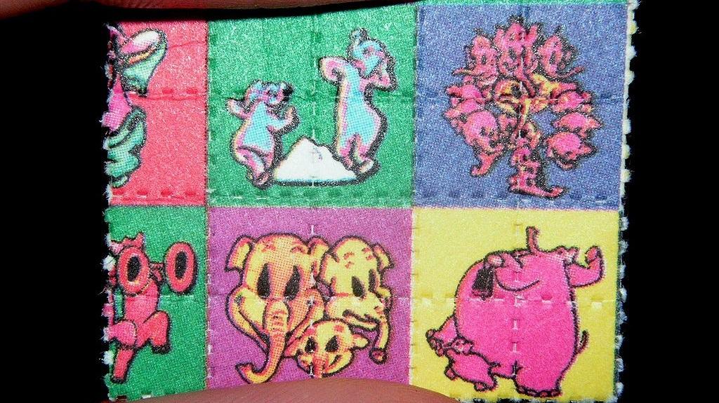 O LSD pode bagunçar os centros de linguagem do seu cérebro -