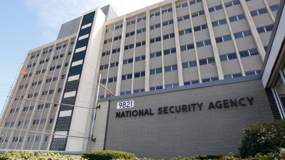 Escritório da NSA (Agência Nacional de Segurança) em Maryland. Crédito: AP