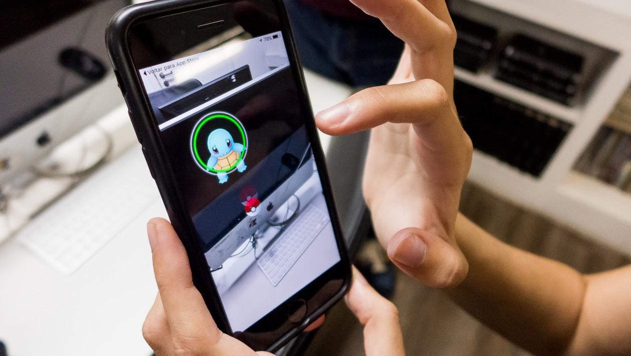 Pokémon Go finalmente ganhará lendários