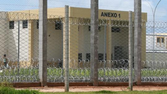 Ministro da Justiça José Eduardo Cardozo visita novas instalações da Penitenciária Lemos de Brito  Na foto:  Autora: Carol Garcia / AGECOM