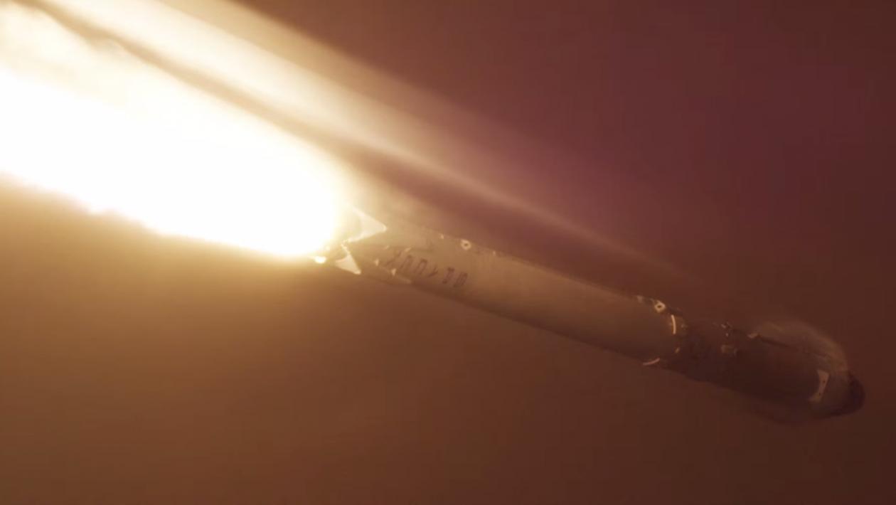 Estas filmagens do lançamento e aterrisagem de foguetes da SpaceX mostram tudo de muito perto