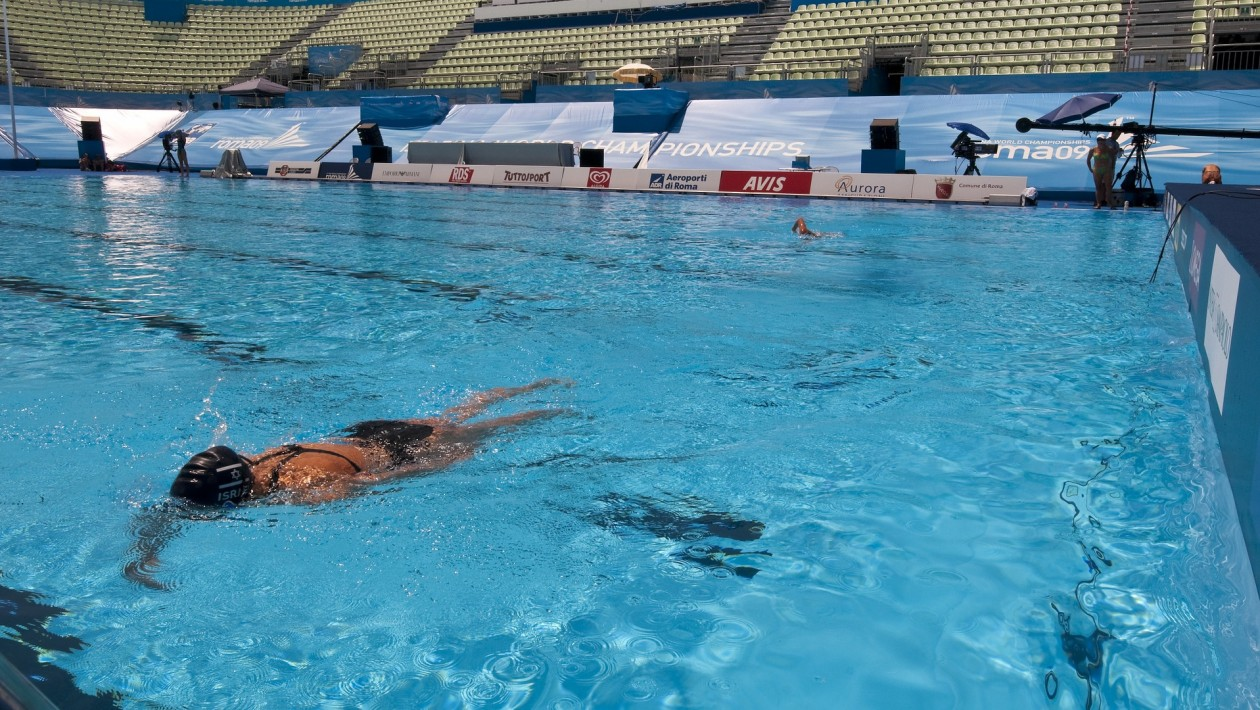Nova tecnologia espera melhorar a técnica dos nadadores olímpicos — sem doping, é claro