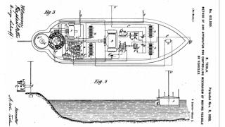 tesla-drone-patente