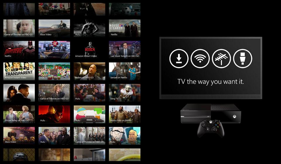 Xbox One_TV