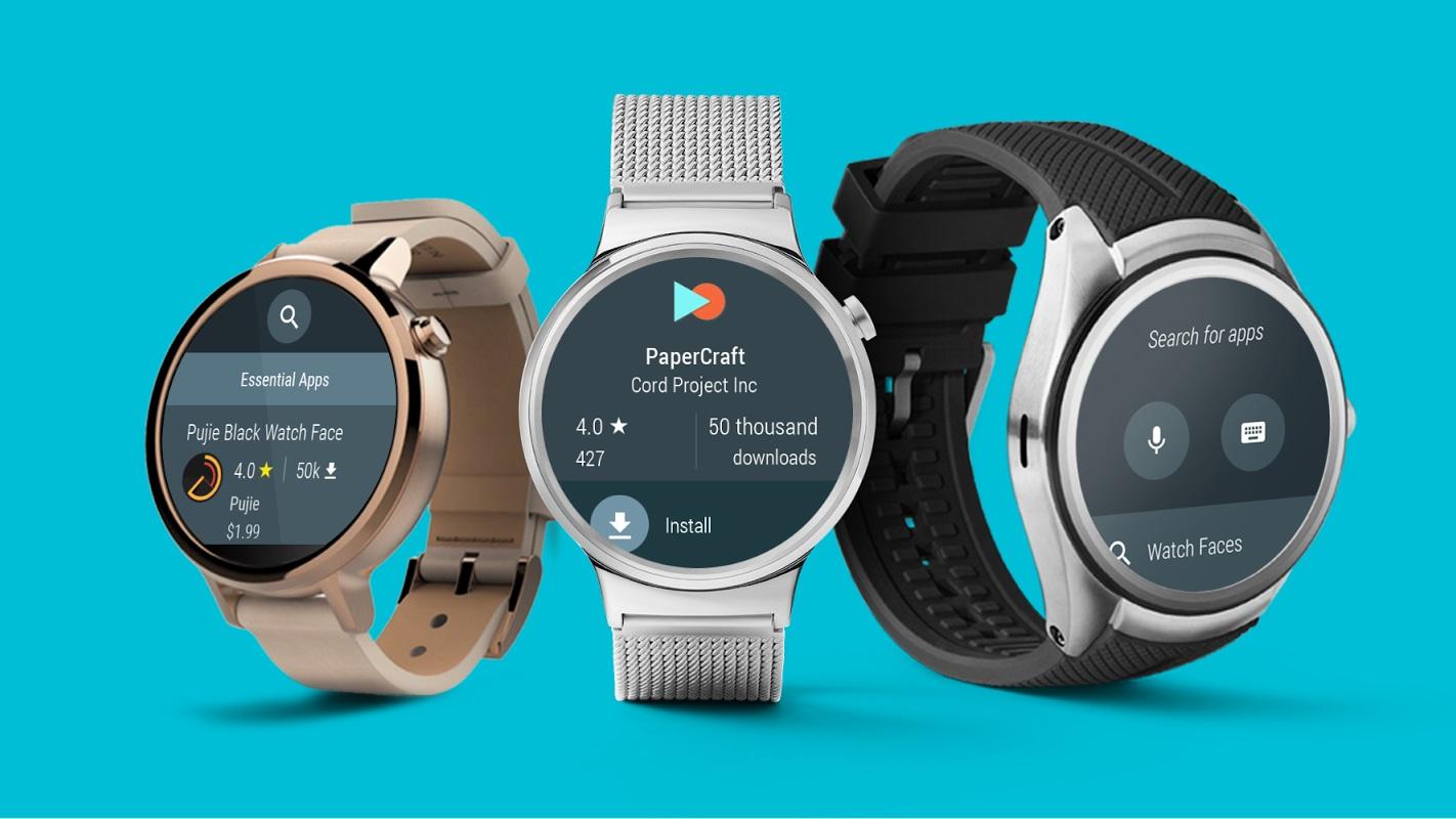 75fb917e16dc Google está preparando lançamento de dois smartwatches para o começo de 2017