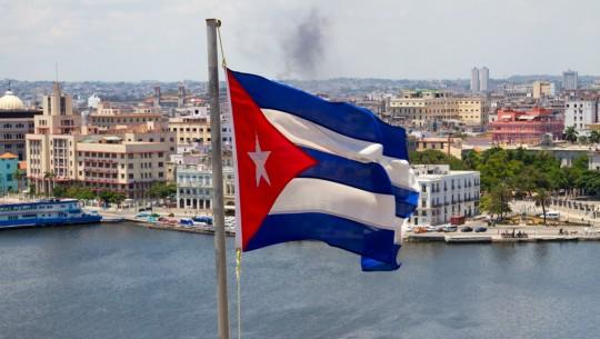 cuba bandeira