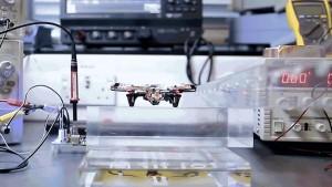 Este drone pode voar para sempre sem uma bateria
