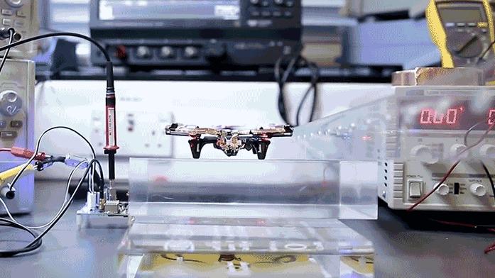 Este drone pode voar para sempre sem uma bateria -