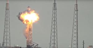 A SpaceX tem fortes indícios sobre o que causou a explosão de seu caro foguete