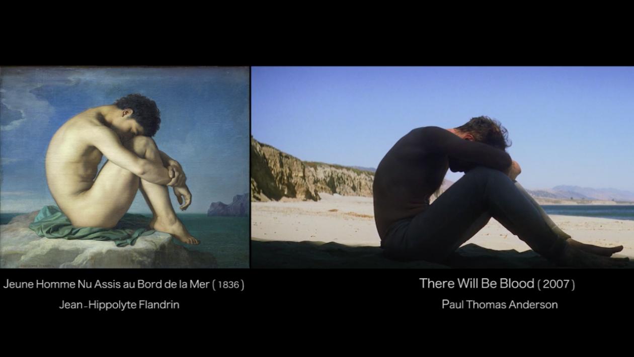 Vídeo coloca lado a lado cenas do cinema inspiradas em pinturas clássicas