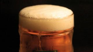espuma colarinho cerveja