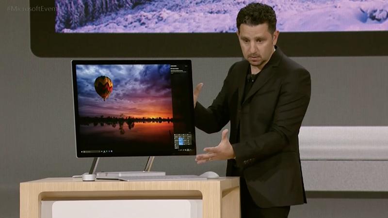 A linha Surface ganhou dois novos aparelhos, incluindo um tudo-em-um bem elegante
