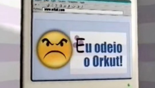 orkut tela