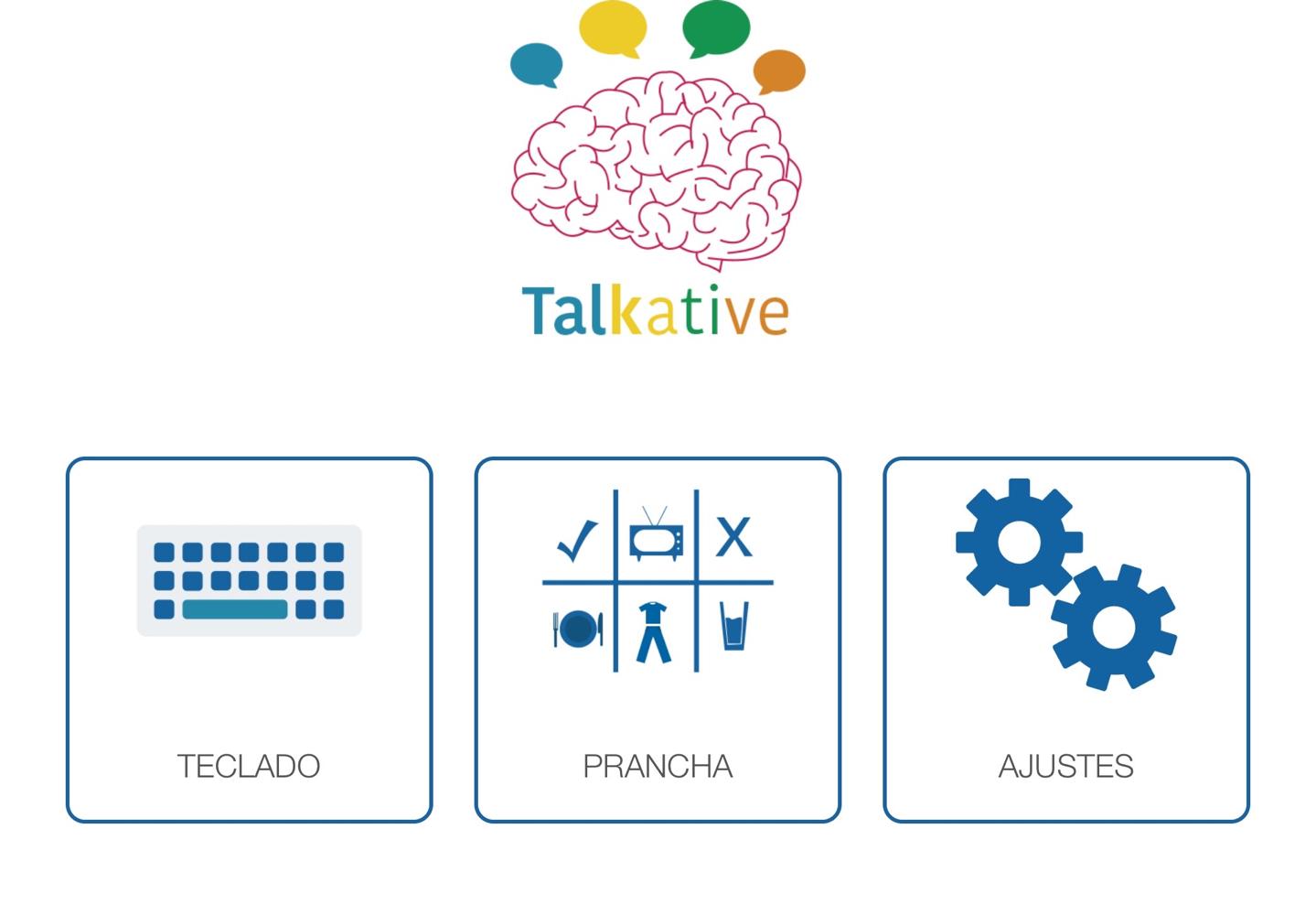 talkative-app-inicio