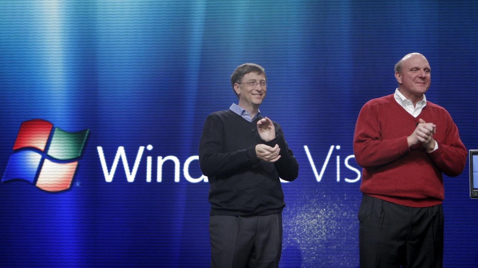 Bill Gates e Steve Ballmer não são mais tão amigos por falha da Microsoft com smartphones