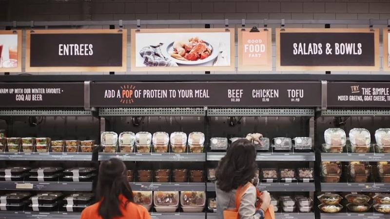 Amazon vai abrir uma loja física sem caixas para vender produtos via smartphone